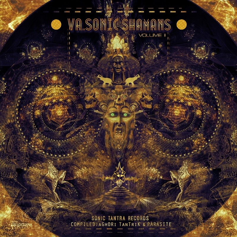 Sonic Shamans Vol. II is Out Now!