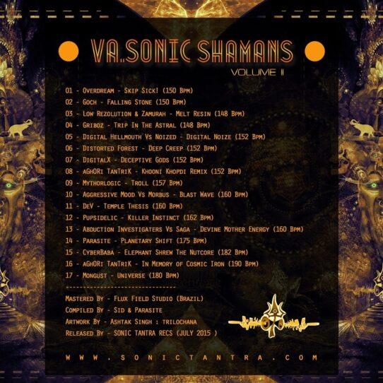 Sonic Shamans Vol II - Image 2
