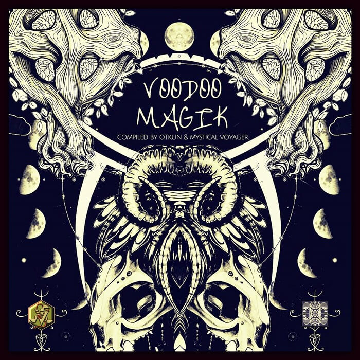 Download free dark psychedelic trance album - Voodoo Magik