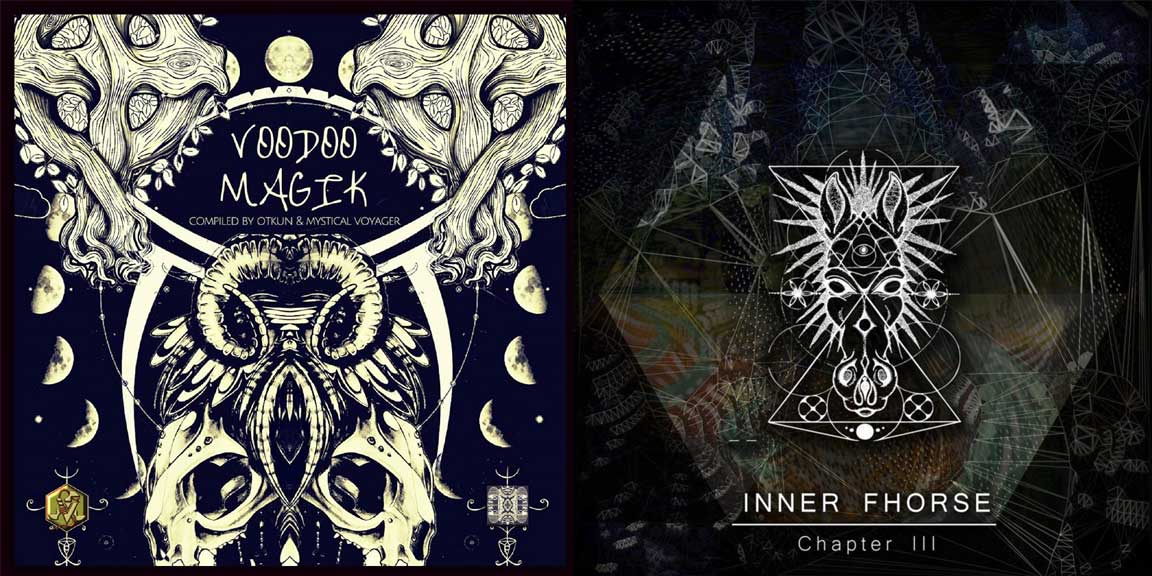 New & Upcoming Dark Psytrance Music Albums