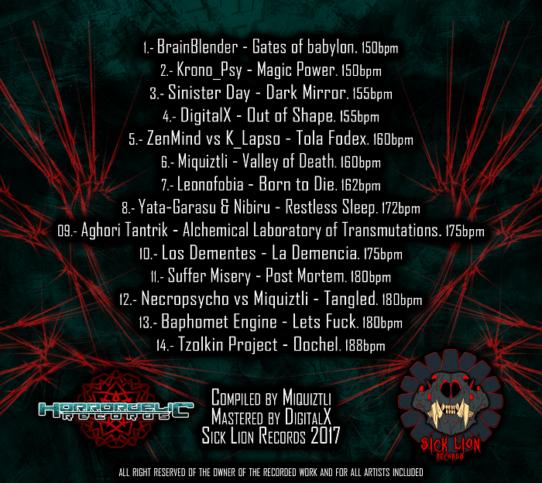 2017 top darkpsy psycore