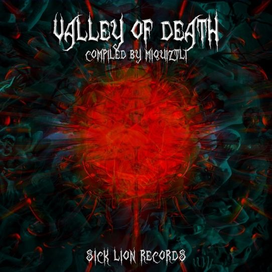 VA - Valley of Death - 2017 - Free DarkPsy and Psycore Music