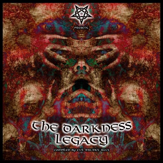 DarkPsy Psycore album by Evil Instinct Recs Mexico