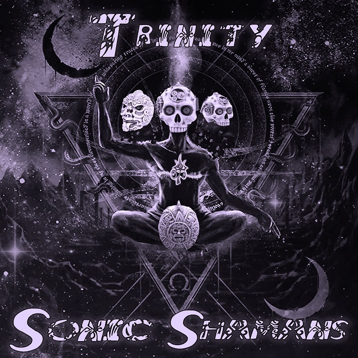 Sonic Shamans Trinity Out Now!