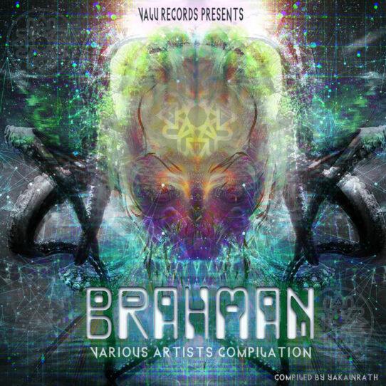 va - brahman - 2019 - valu records - psytrance music album