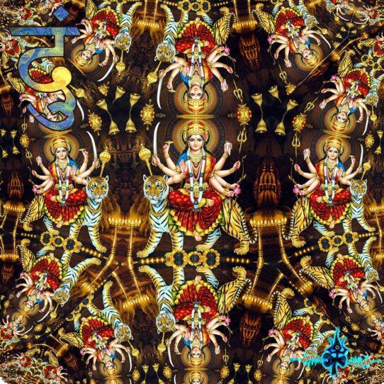 VA - Dhoom - 2020 - psytrance psychedelic trance top 10 2020