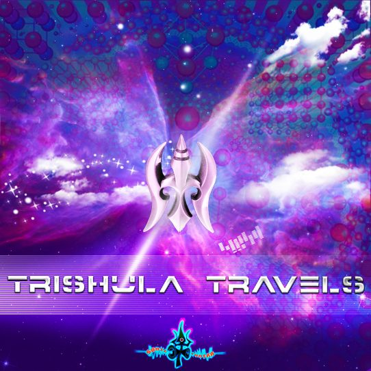 Sonic Tantra Psytrance Music Records - Trishula Travels - 2021